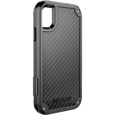 pelican c42140 apple iphone shield black rugged phone case