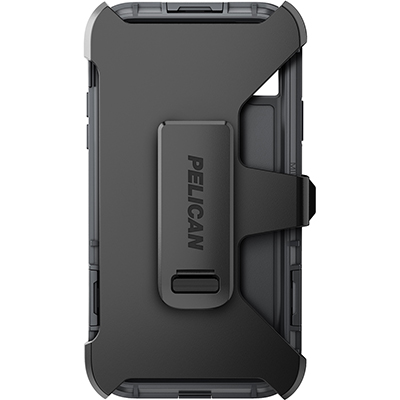 pelican c42140 apple iphone shield grey phone case holster