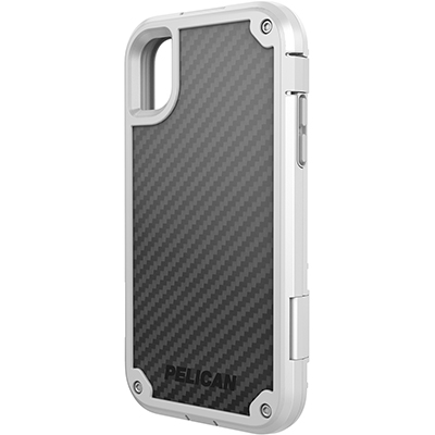 pelican c42140 apple iphone shield white mobile phone case