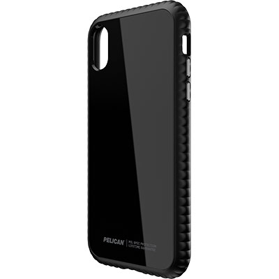 pelican c42160 apple iphone guardian clear protective phone case