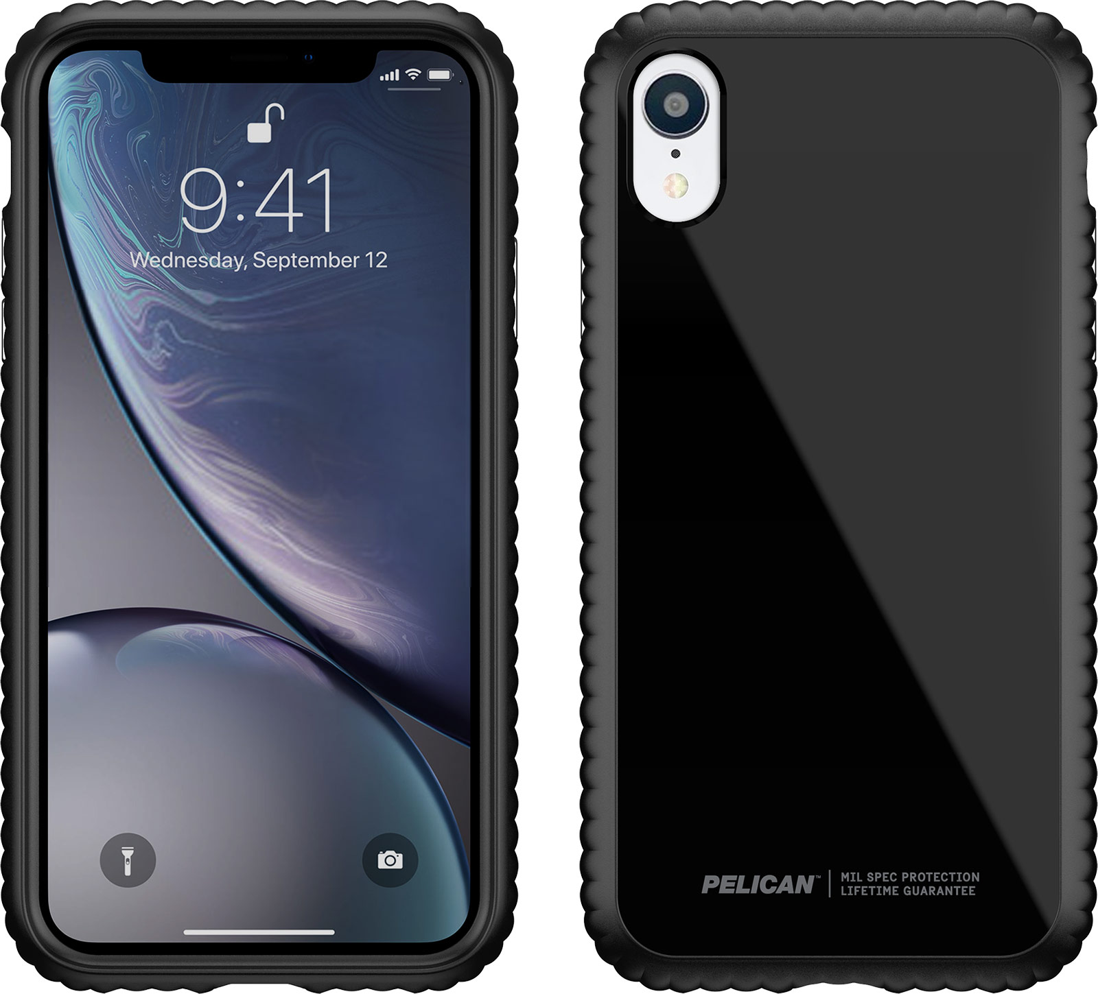 pelican c42160 apple iphone guardian clear phone case
