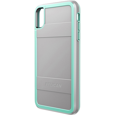 pelican c43000 apple iphone protector grey aqua mobile phone case