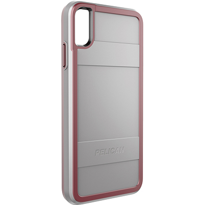 pelican c43000 apple iphone protector grey rugged red phone case