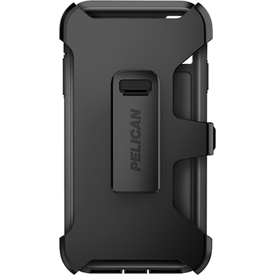pelican c43030 apple iphone voyager black mobile phone case holster
