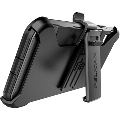 pelican c43030 apple iphone voyager black mobile phone case kickstand