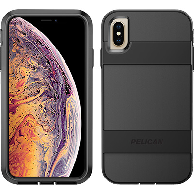 pelican c43030 apple iphone voyager black phone case