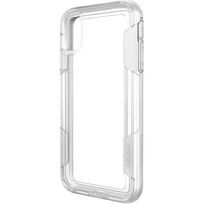 pelican c43030 apple iphone voyager clear slim phone case
