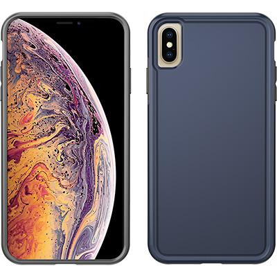 pelican apple iphone c43100 navy non slip phone case
