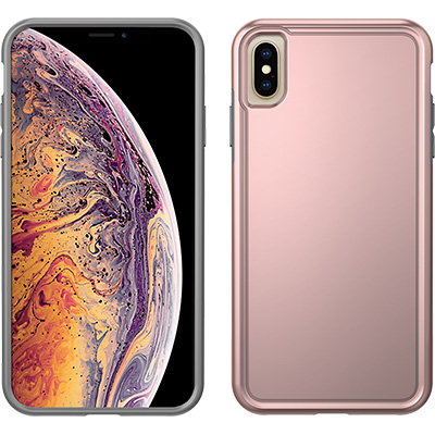 pelican c43100 apple iphone rose gold phone case