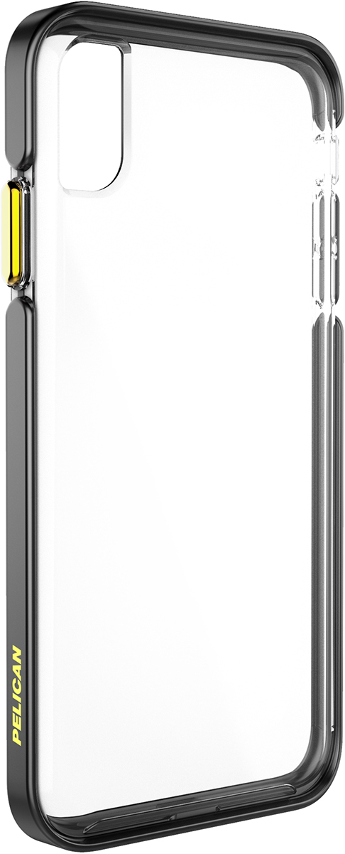 pelican apple iphone c43130 ambassador black gold mobile phone case
