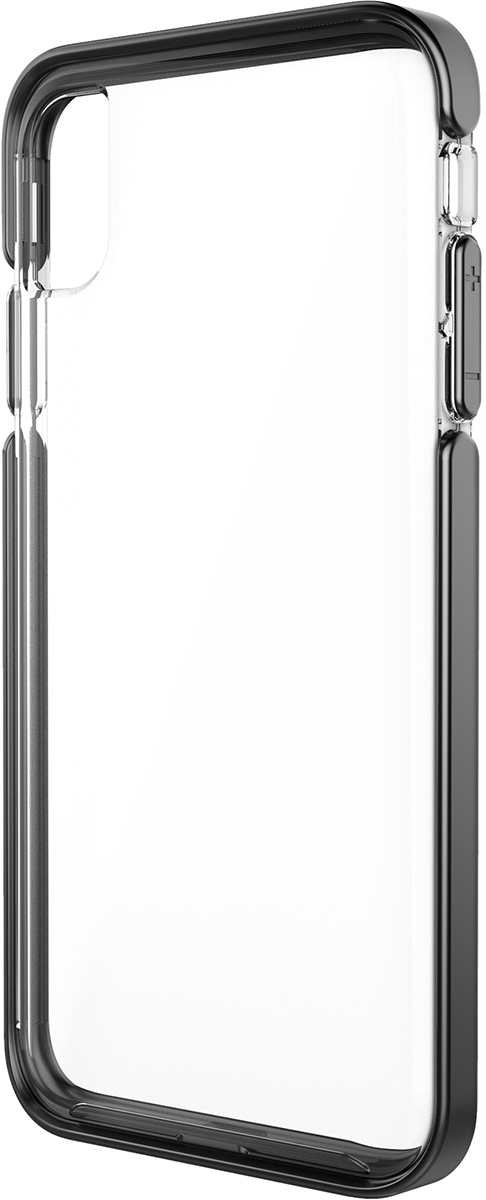 pelican c43130 apple iphone ambassador black silver mobile case