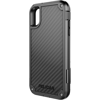 pelican apple iphone c43140 shield black rugged phone case