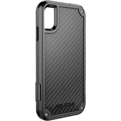 pelican c43140 apple iphone shield black tough phone case