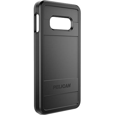 pelican c48000 samsung galaxy s10e black phone case
