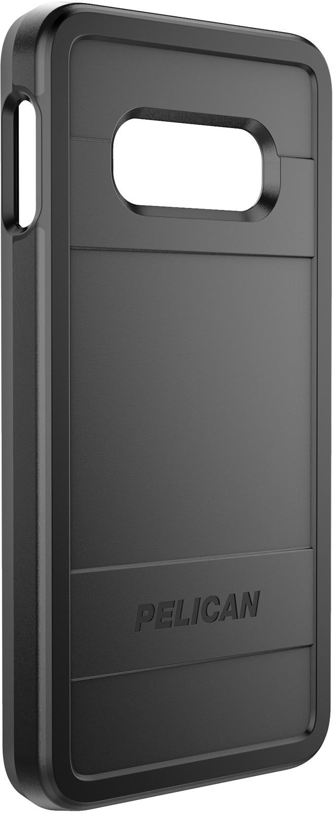 pelican c48000 samsung galaxy s10e black phone case