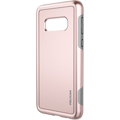 pelican c48100 samsung galaxy s10e adventurer rose gold case