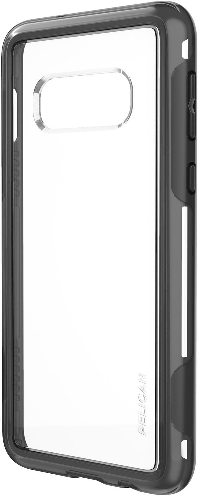 pelican samsung galaxy s10e clear phone case