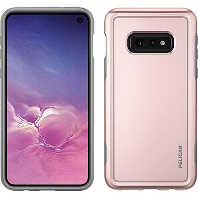 pelican c48100 samsung galaxy s10e pink phone case