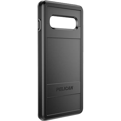 pelican c49000 samsung galaxy s10 black phone case