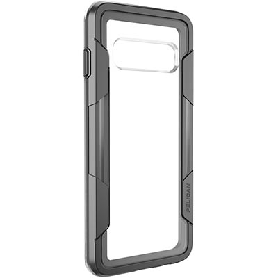 pelican samsung galaxy s10 voyager clear case
