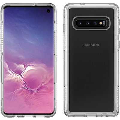pelican c49100 samsung galaxy s10 phone case clear