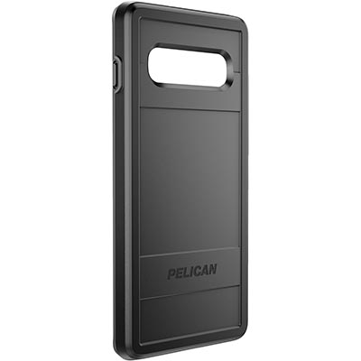 pelican c50000 samsung galaxy s10 plus black phone case