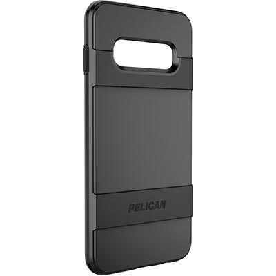 pelican c50030 samsung galaxy s10 plus voyager black phone case