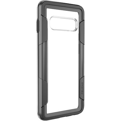 pelican c50030 samsung galaxy s10 plus voyager clear case