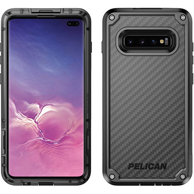 pelican c50140 samsung galaxy s10 plus shield phone case