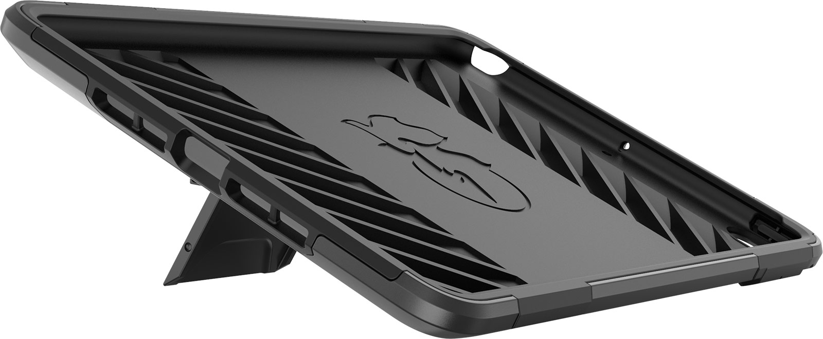 pelican ipad mini 5 voyager case stand