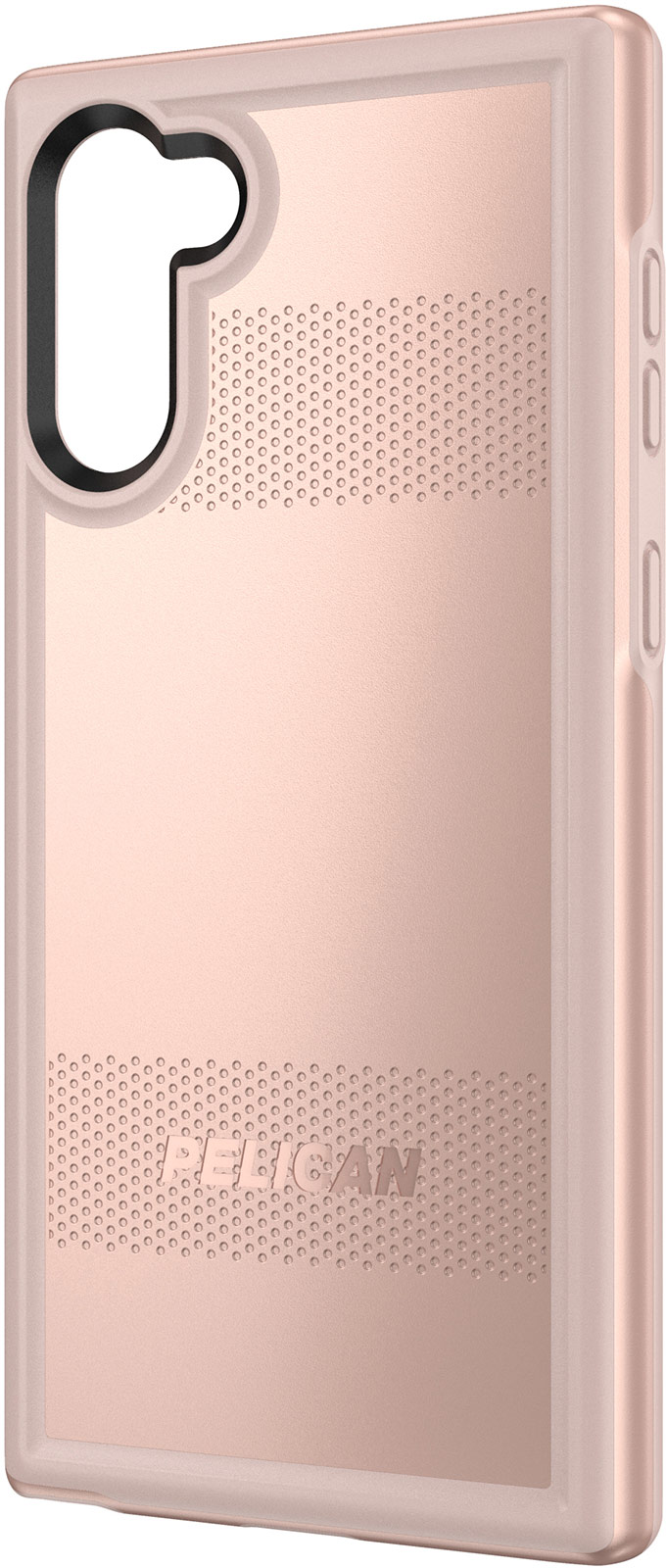 pelican galaxy note 10 protector phone case rose gold