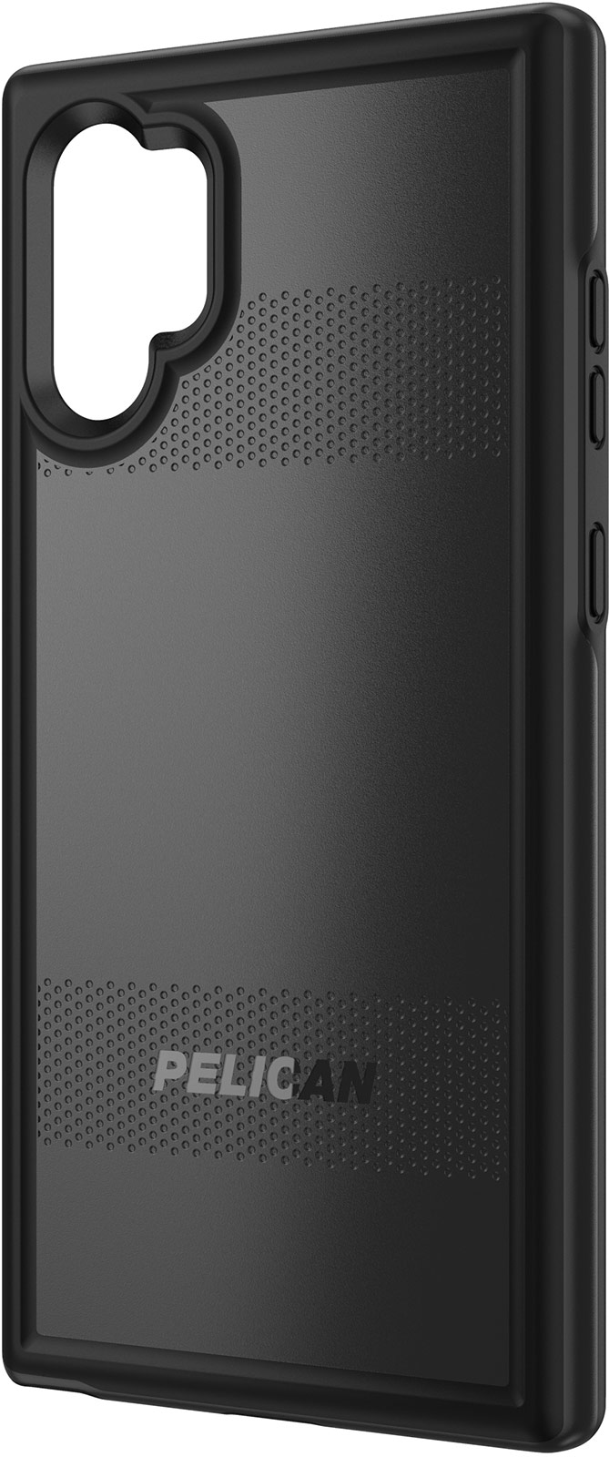 pelican galaxy note 10 plus protector black phone case