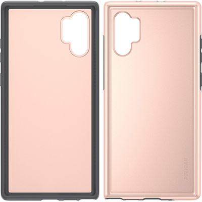 pelican galaxy note10 plus clear rose gold case