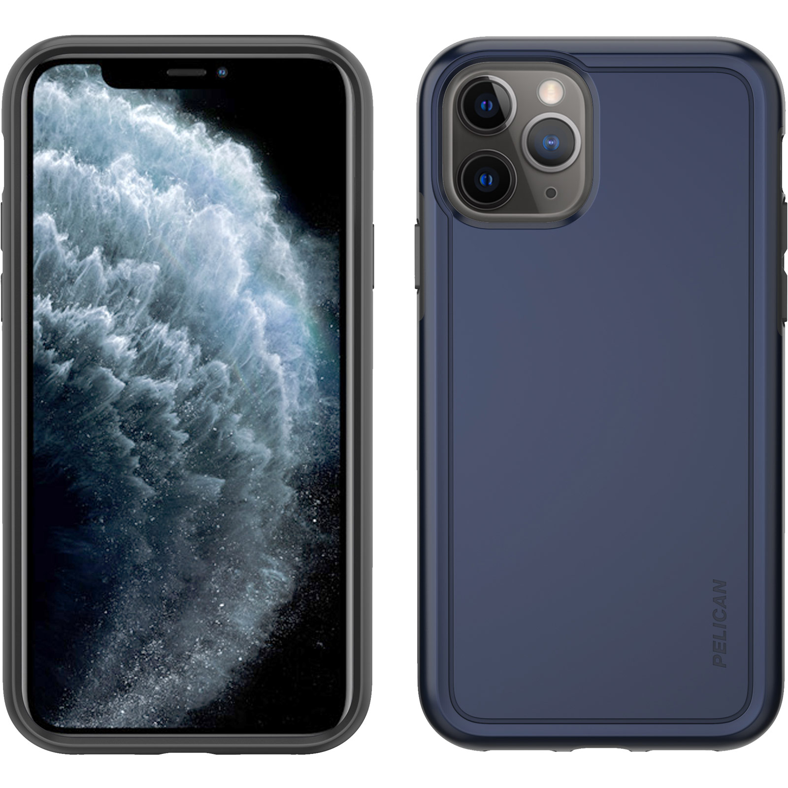 pelican c55100 navy blue adventurer iphone case