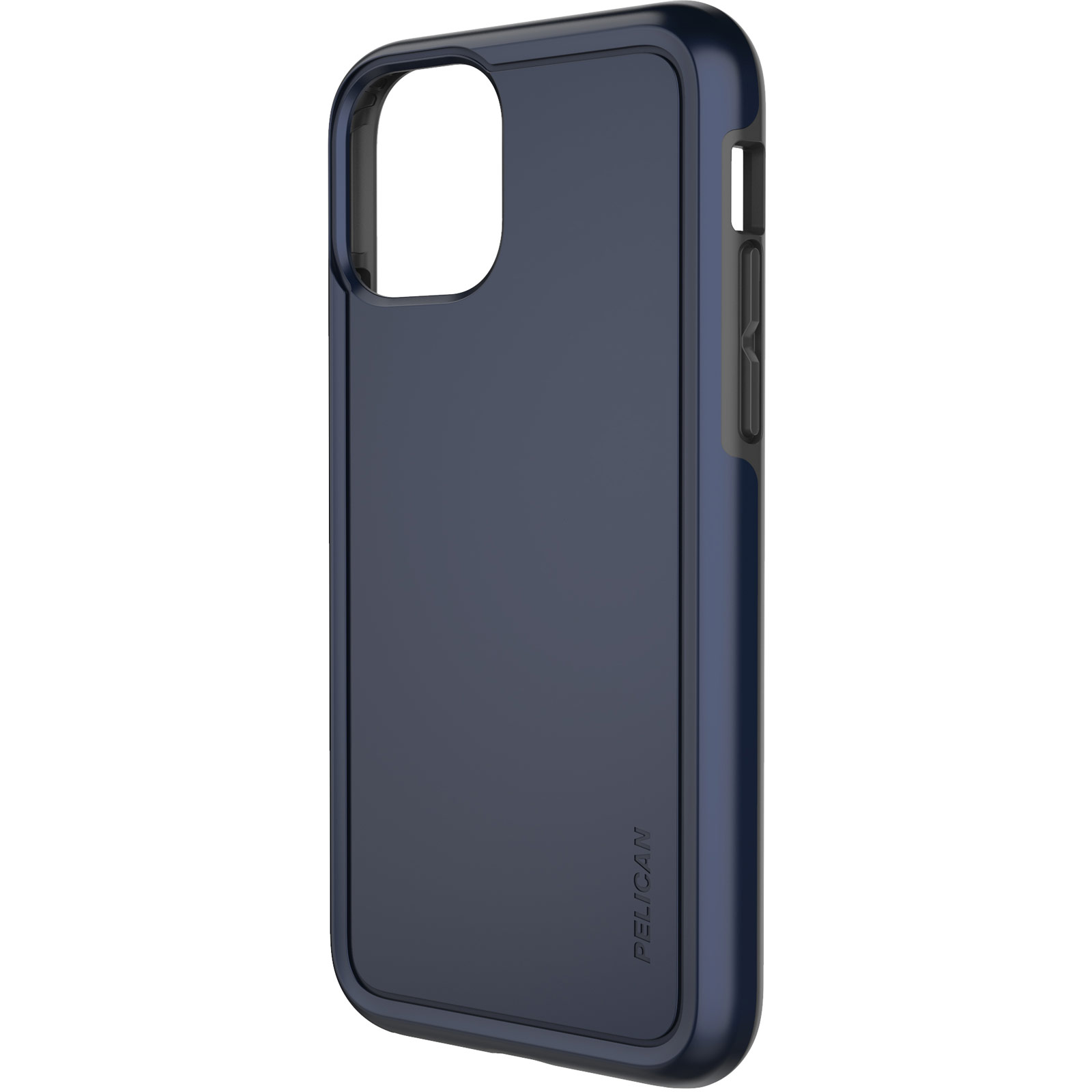 pelican c55100 navy blue non slip iphone case