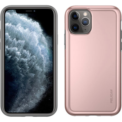 pelican c55100 rose gold adventurer iphone case