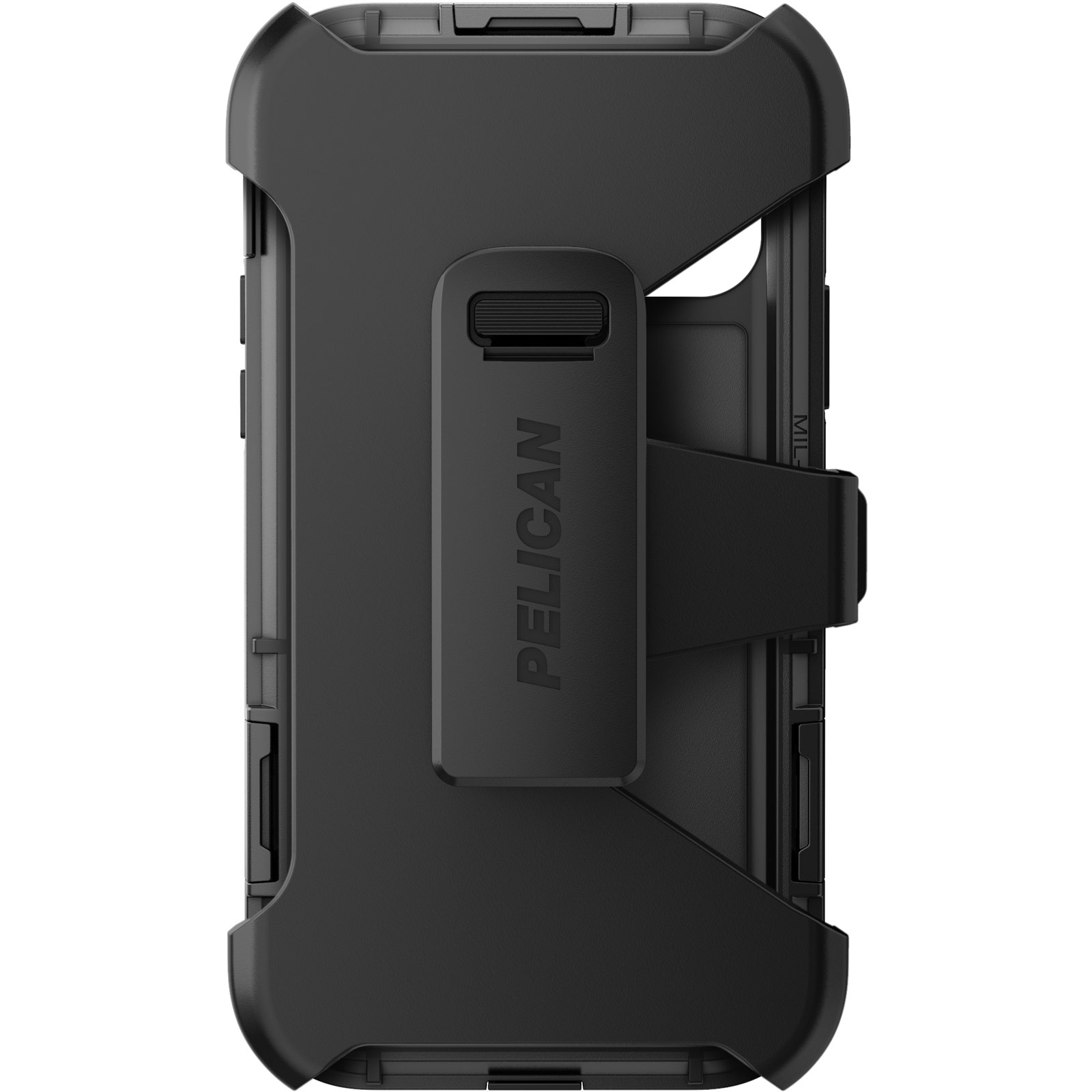 pelican c55140 black shield iphone holster case