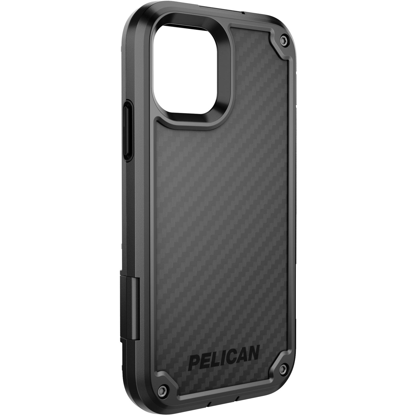 pelican c55140 black shield iphone protective case