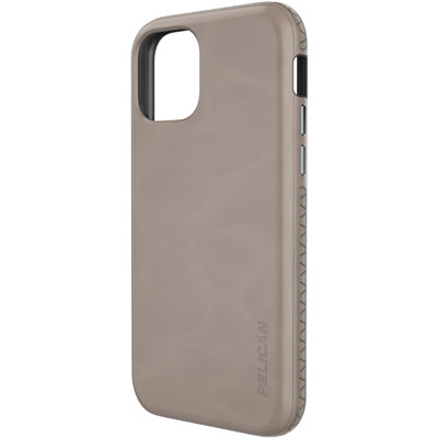 pelican c55190 slim taupe traveler phone case