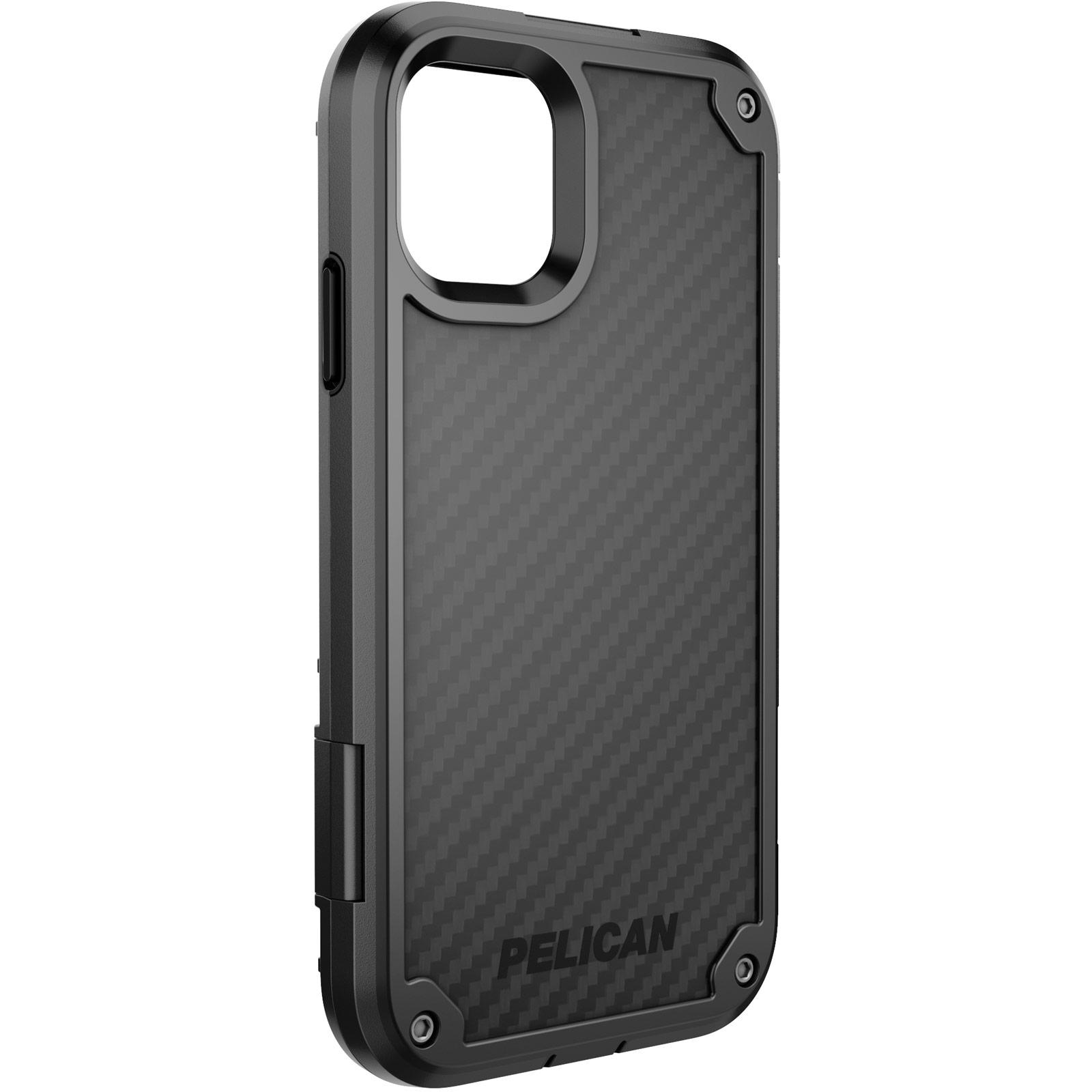 pelican 56140 black shield military grade phone case