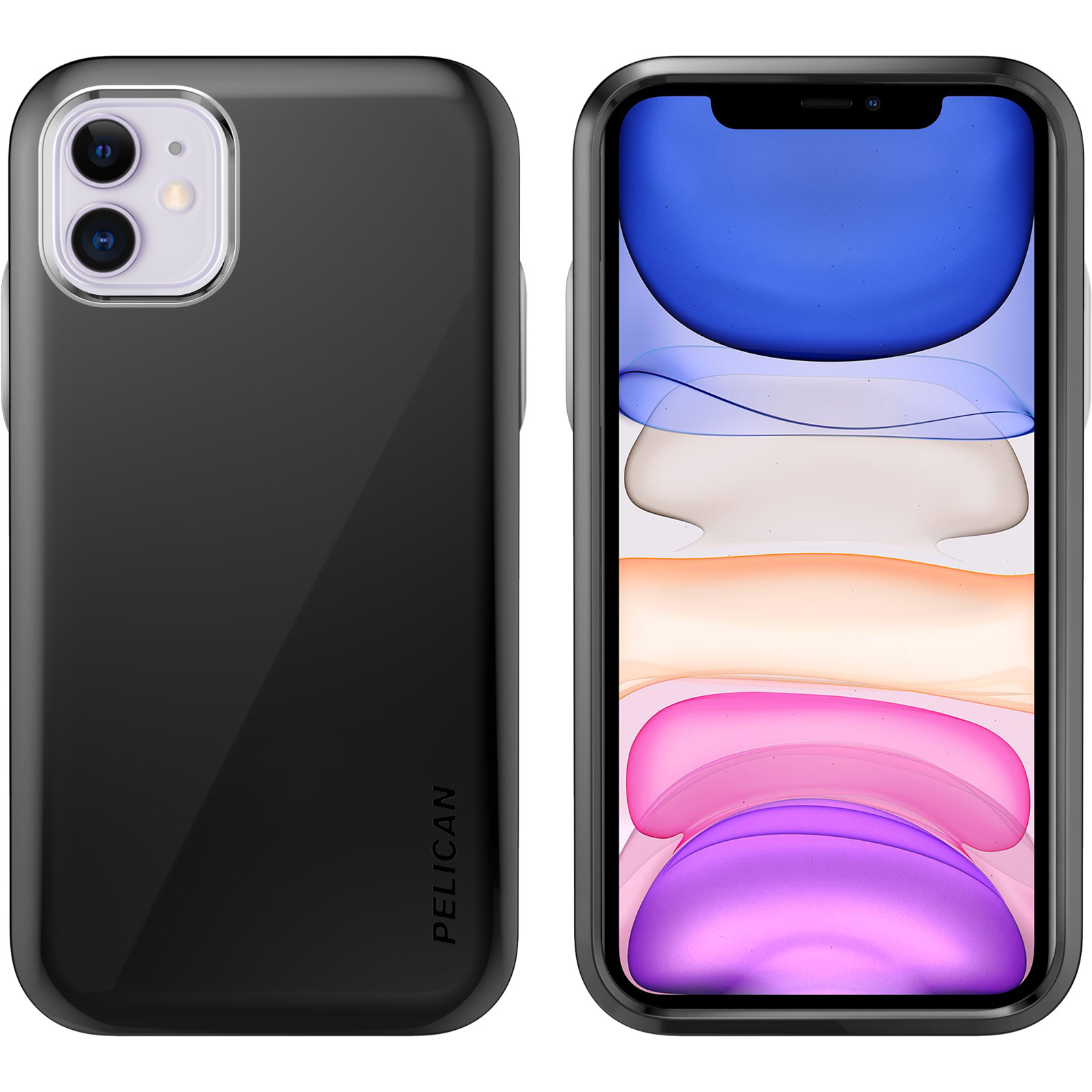 pelican c56170 mogul iphone black case