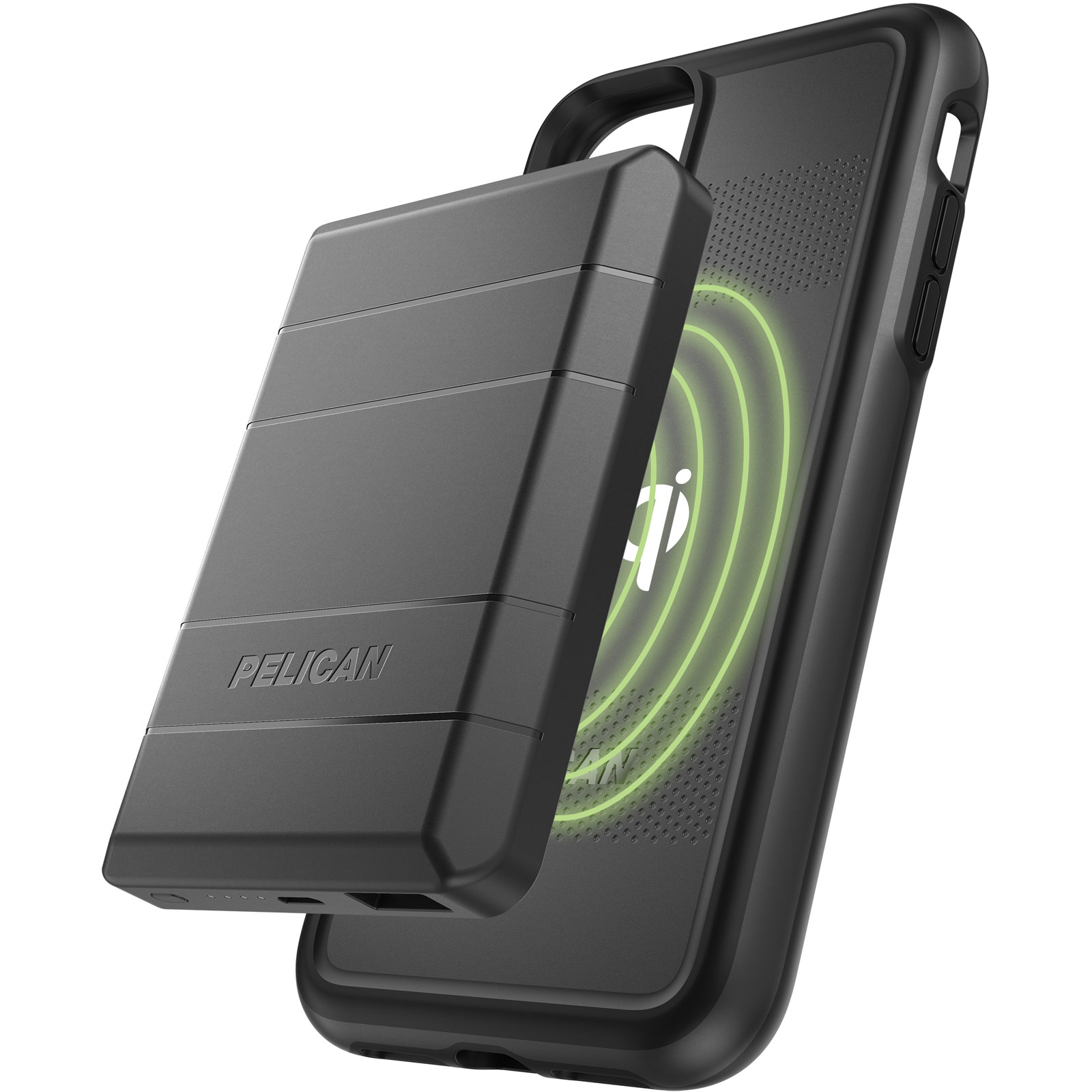 pelican c56220 iphone wireless charging battery case