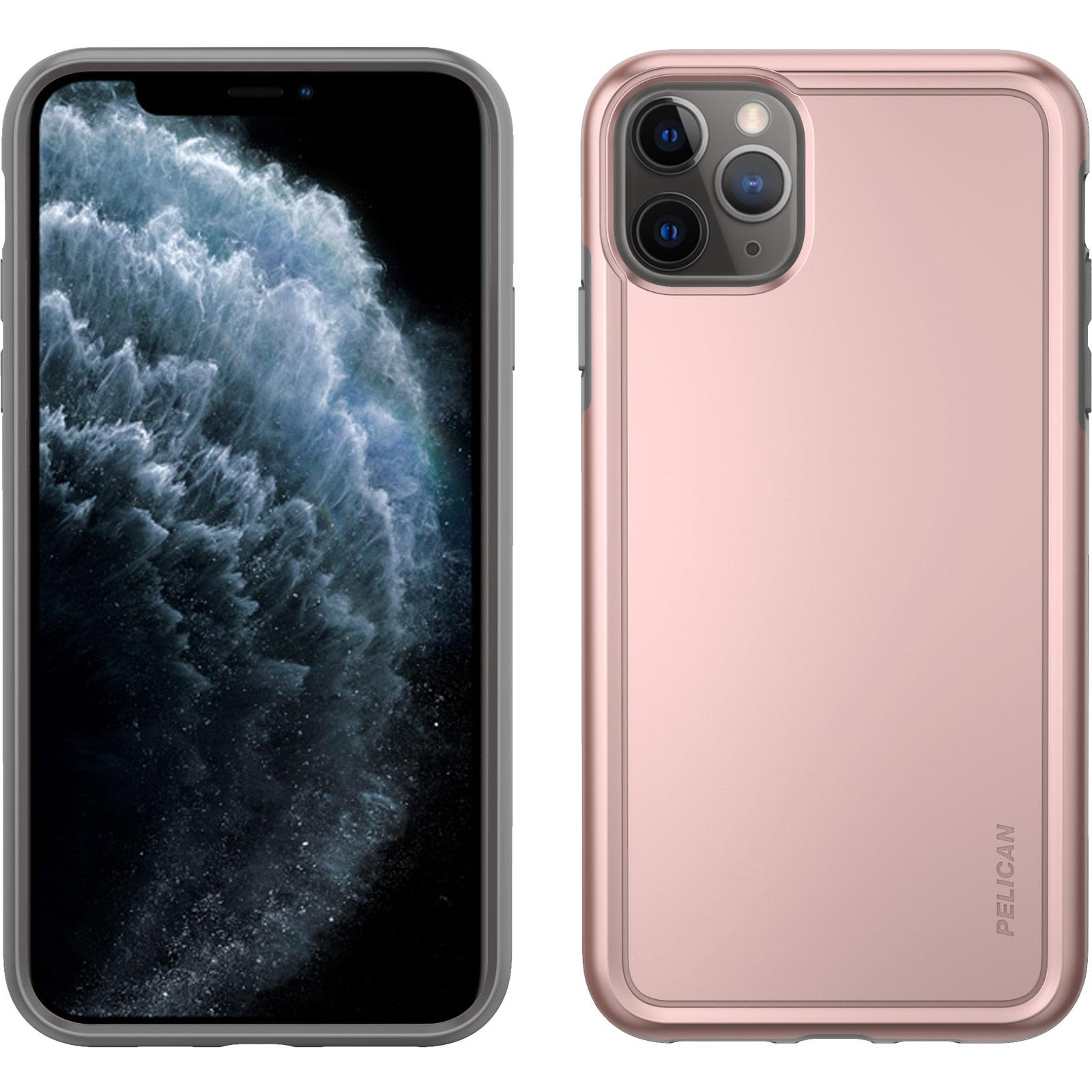 pelican c57100 rose gold adventurer iphone case