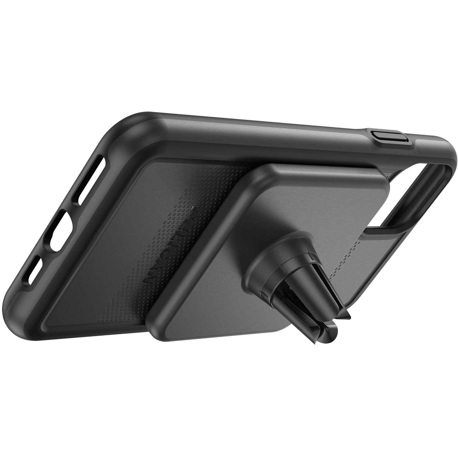 pelican c57150 iphone black ems slim magnet case