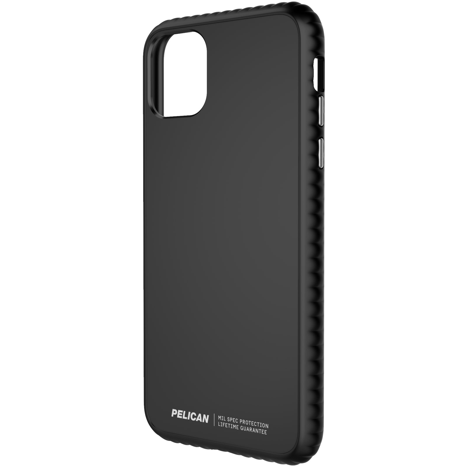 pelican c57160 guardian iphone black bumper case