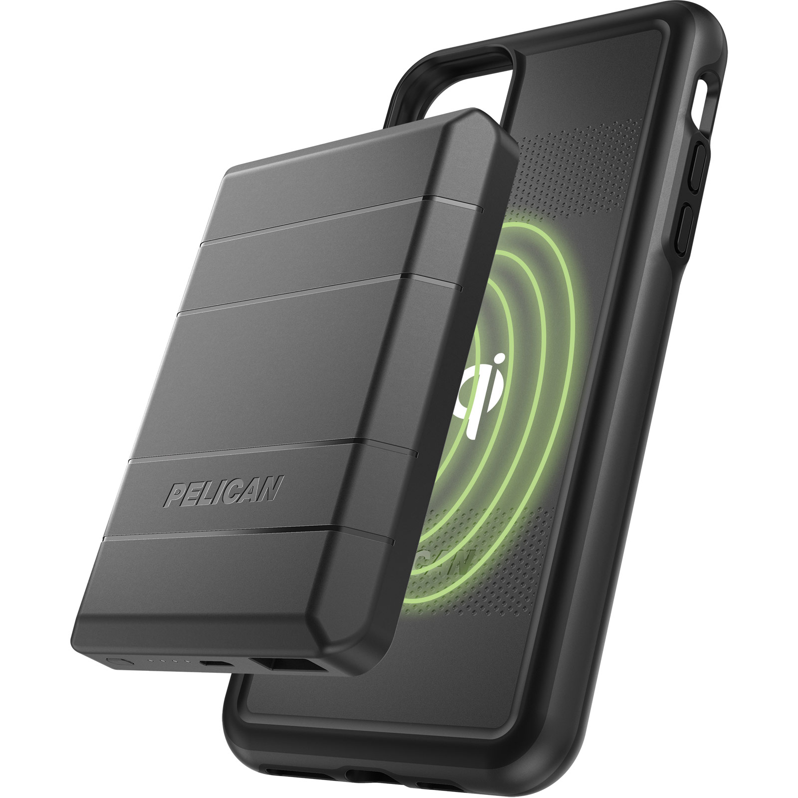 pelican c57220 iphone wireless charging battery case