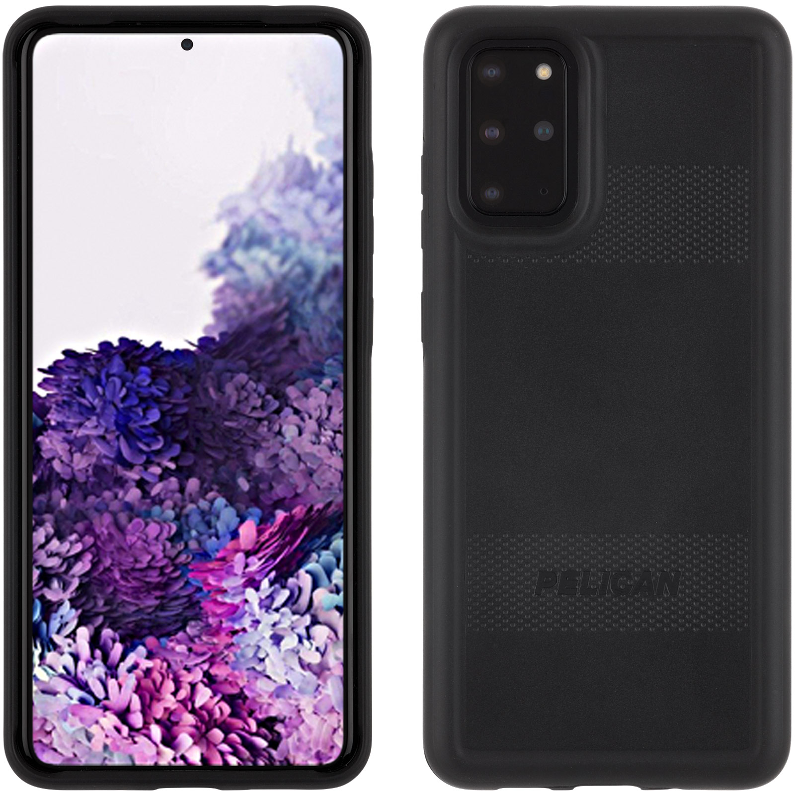 pelican pp042598 protector samsung phone case black s20 plus