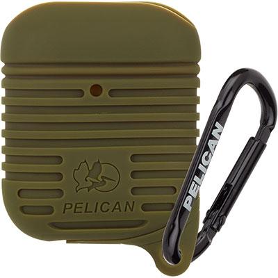 pelican green protector airpod case