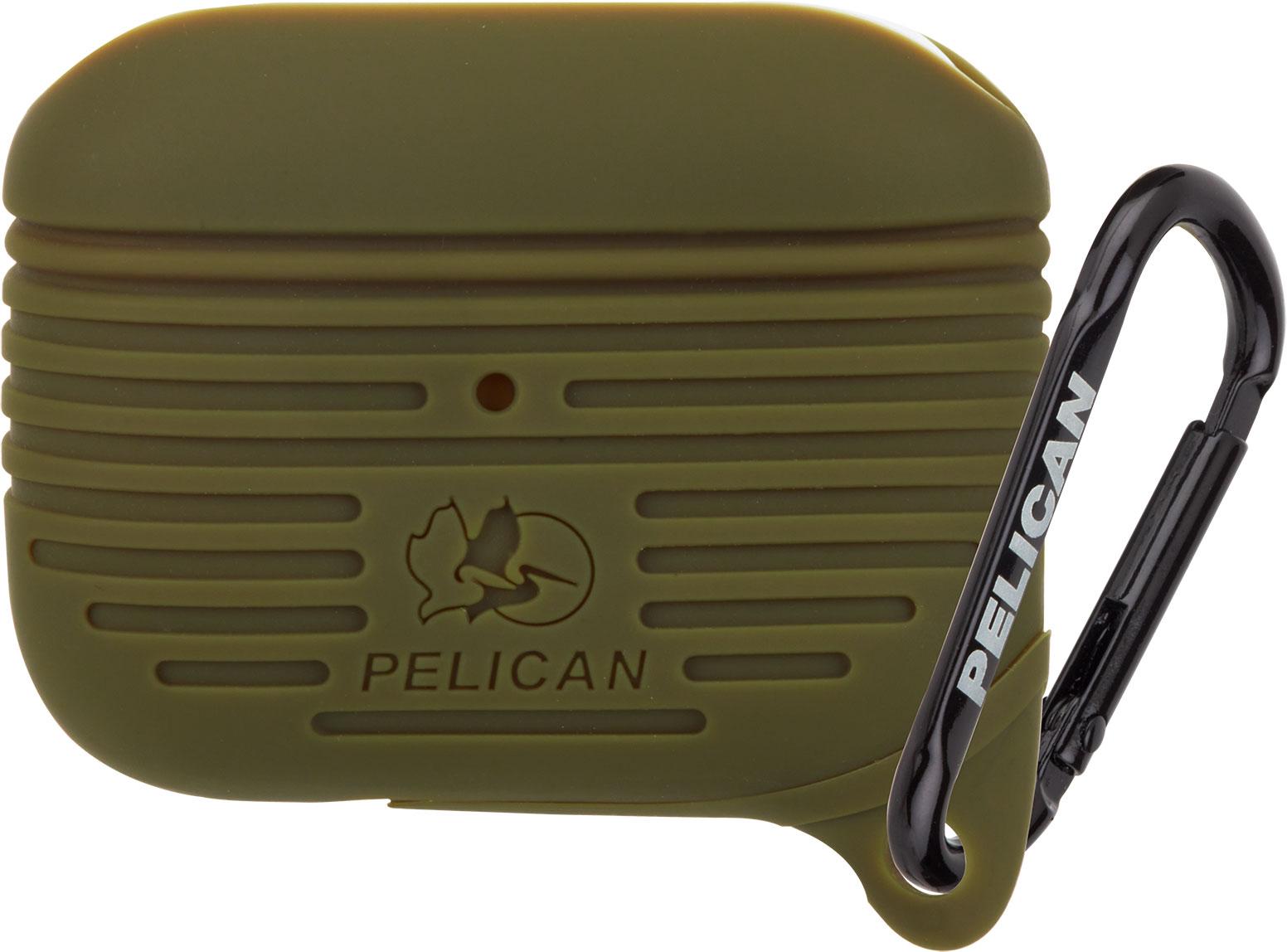 pelican green apple airpod pro case