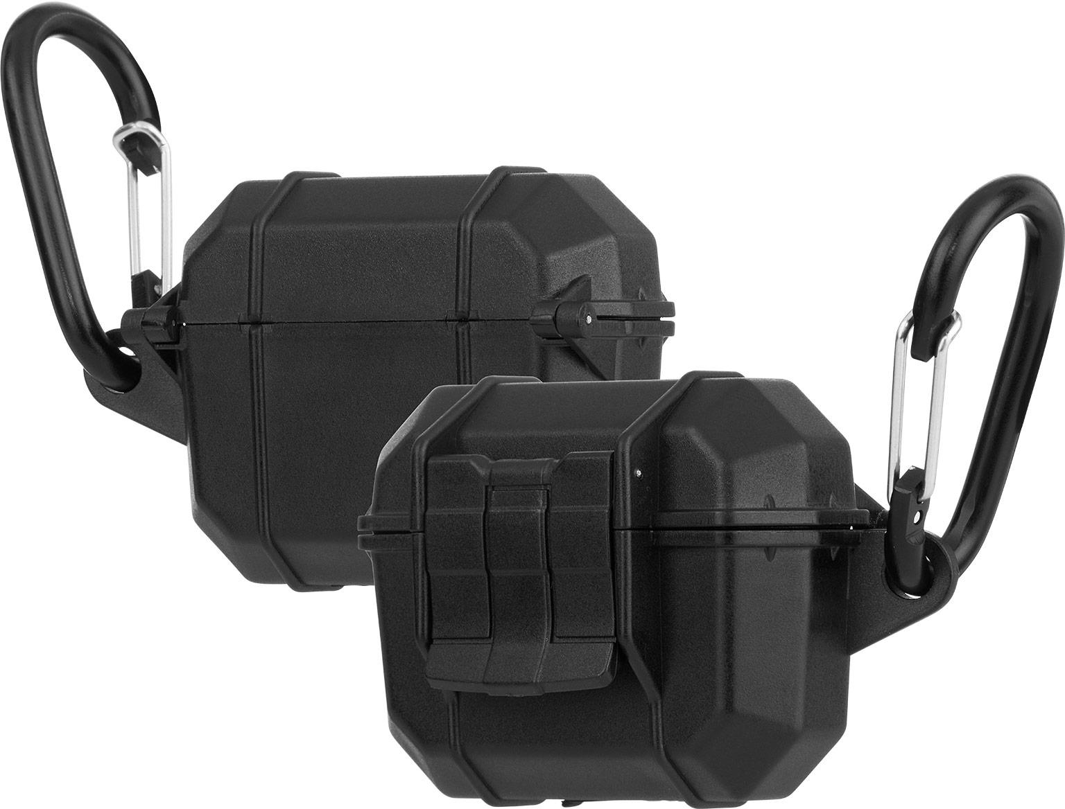pelican pp043298 black marine airpod pro ipx7 case